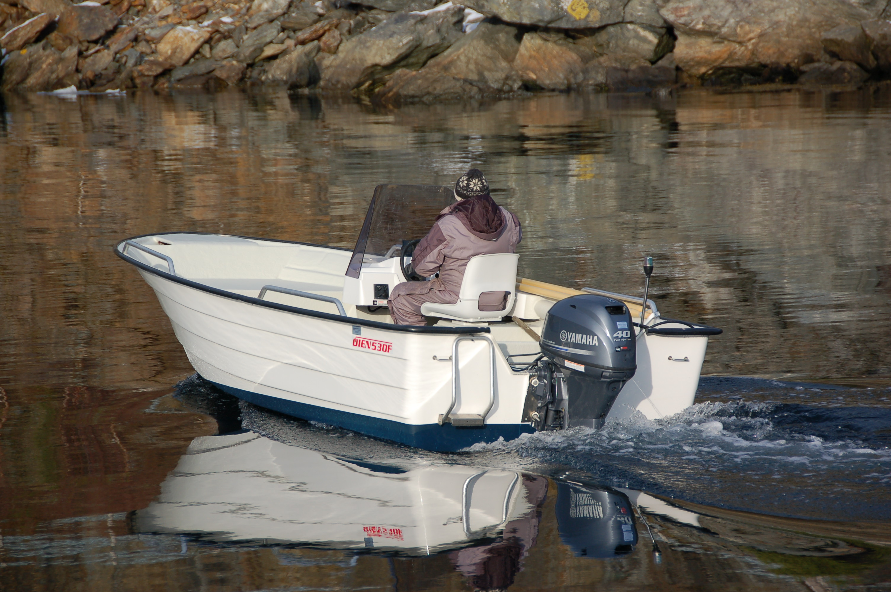 bøyler til båt